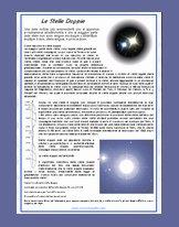 Certificato Sirius Nonsolostelle